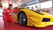 Ferrari Challenge - Presentation of the Ferrari 488