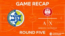 Highlights: Maccabi FOX Tel Aviv - AX Armani Exchange Olimpia Milan