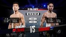 GLORY 46 Guangzhou: Chenglong Zhang vs. Quade Taranaki (Tournament semi-finals) - FULL FIGHT