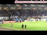 OM - Evra et des joueurs se battent avec les supporters marseillais !