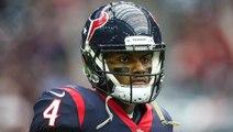 SportsPulse: What's next for the Texans, Deshaun Watson?