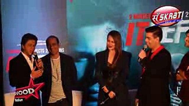 Shahrukh Khan ने कहा कुछ ऐसा की Akshay Khanna ने झुकाया सिर  Ittefaq Press Conference