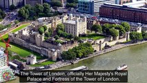 Top Tourist Attractions Places To Visit In UK-England | Tower of London Destination Spot - Tourism in UK-England