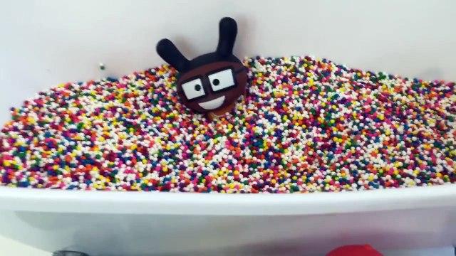 YO GABBA GABBA Toys Rainbow Sprinkles Search!-jjw9sBXSGdA