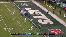 Buffalo Bills quarterback Tyrod Taylor sneaks in 1-yard TD with ball snapped on the goal line