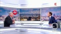 """""""A La République en marche, les bonnes vieilles techniques de désignation par le chef continuent"""", estime Gérard Larcher"""