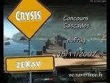 Crysis - Concours noFrag - zeXav