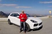 VÍDEO: esta es la primera prueba del Porsche Cayenne 2018