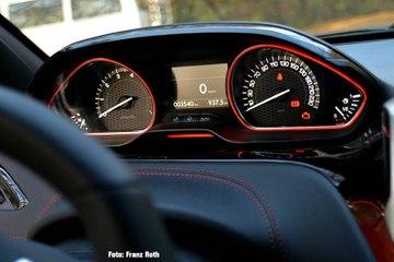 Der Peugeot RCZ THP Turbo mit 200 PS - 03.11.2017