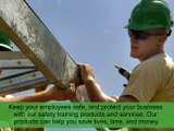 Safety Training Products And Services For Construction & Manufacturing Industry