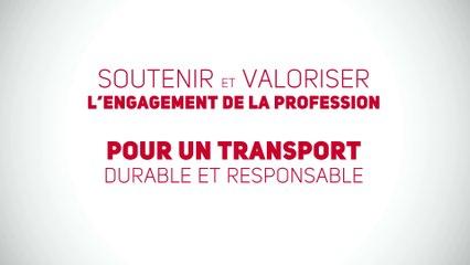 Transport durable et responsable: une Profession engagée !