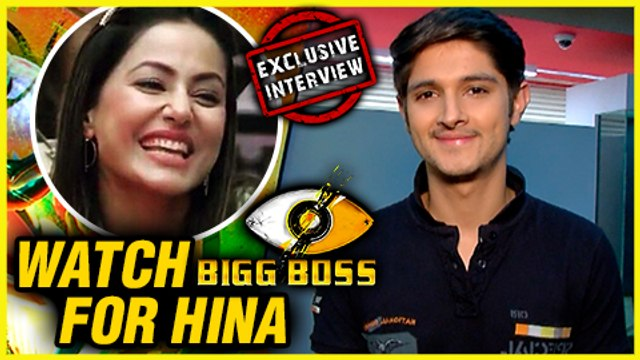 Ex Bigg Boss Contestant Rohan Mehra Says He Watches Bigg Boss Only For Hina Khan | Bigg Boss 11