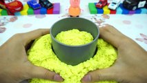 Learn Colors Mad Mattr Rainbow Mini Girl Needle Peppa Pig Surprise Toys How To Make For Kids