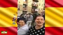 ALUCINANTEGitanos defendiendo a POLICÍA NACIONAL y echando a los Mossos de su barrio II