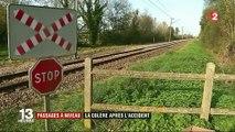 Passages à niveau : la colère après l'accident de Bonneville-sur-Touques