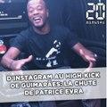 D'Instagram au high-kick de Guimarães... La chute de Patrice Evra