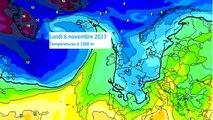 Alpes du Sud : la pluie confirmée à partir de samedi soir et un peu de neige jusqu'à 800 m lundi !