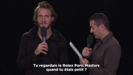 Rolex Paris Masters 2017 - Oui ou non par Lucas Pouille