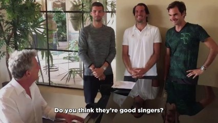 """Juan-Martin Del Potro answers to our interview """"Yes or no""""."""