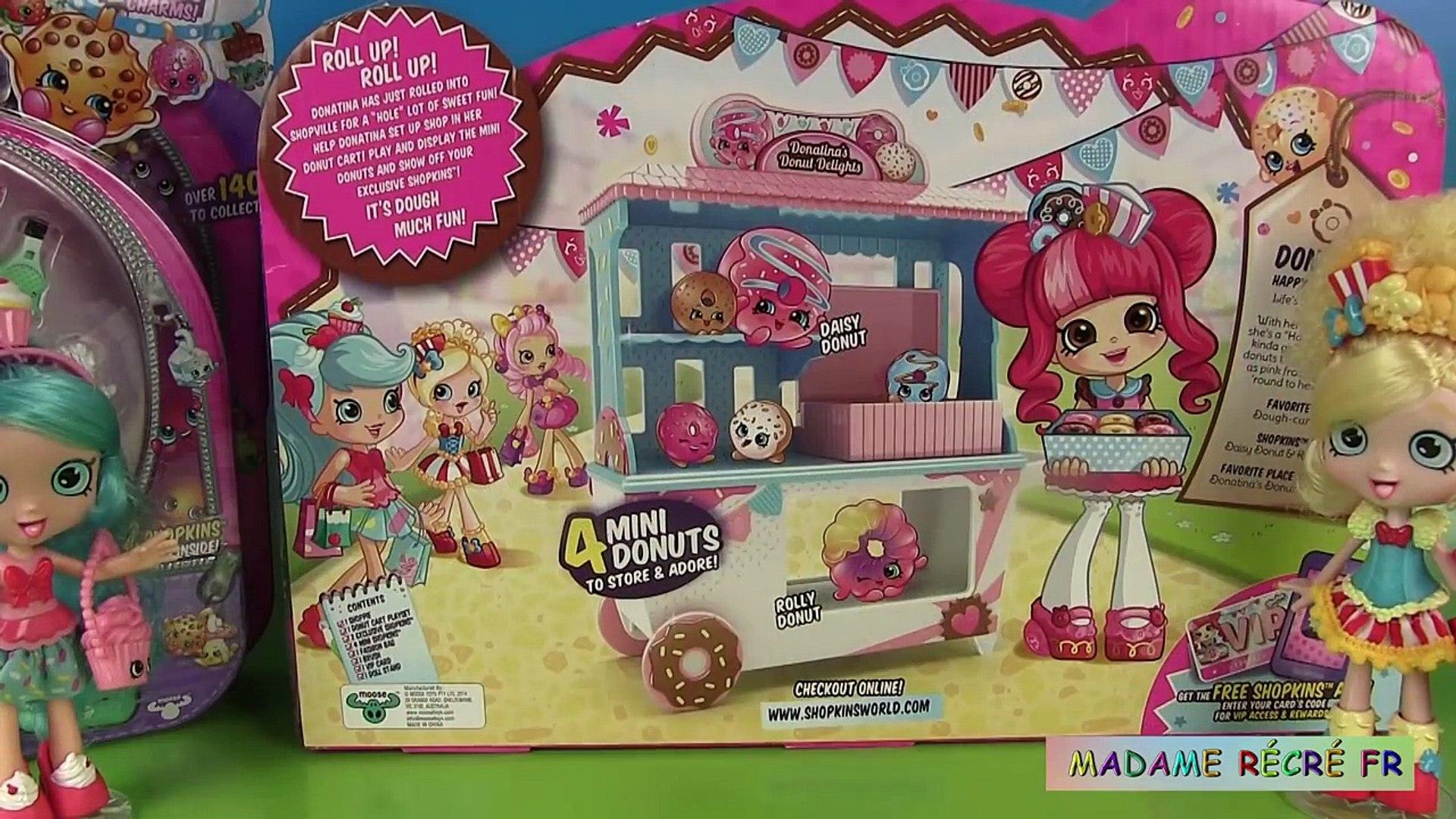 Shopkins-shoppies Donatina /'Donut Délices//jouets