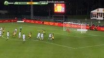 Penalty Goal Karim Ziani (1-0) US Orléans vs FC Sochaux