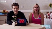 Harry Styles Visits Nursuing Home to Play Bingo   Billboard News