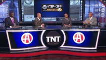 Inside The NBA: Chuck thinks Warriors and Cavs are bored; also makes fun of Vegetarians