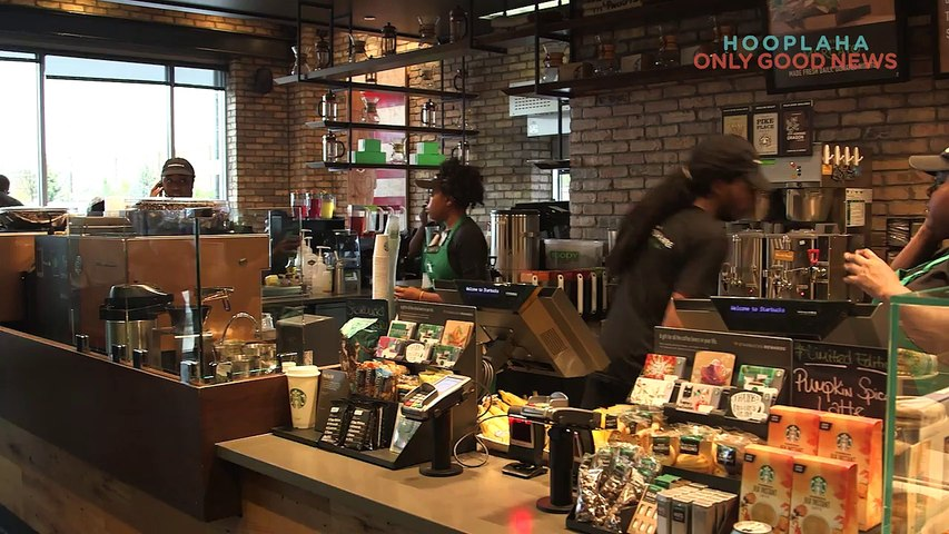 When Communities Face Unemployment, Starbucks Wants To Train And Inspire