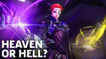 Overwatch Moira and Blizzard World Map Hands On Impressions