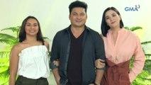 WATCH: 'Ika-6 Na Utos' stars para sa GMA Telebabad