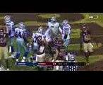 Cowboys vs. Redskins  NFL Week 8 Game Highlights