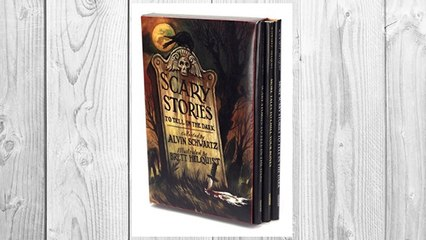 download pdf scary stories box set scary stories more scary stories and scary stories 3 free