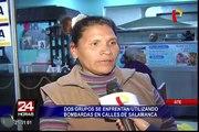 Salamanca: vecinos denuncian constantes enfrentamientos entre delincuentes en la zona