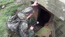 Forgotten WW2 Ammunition Bunkers (Bunker & Tunnel Exploring)