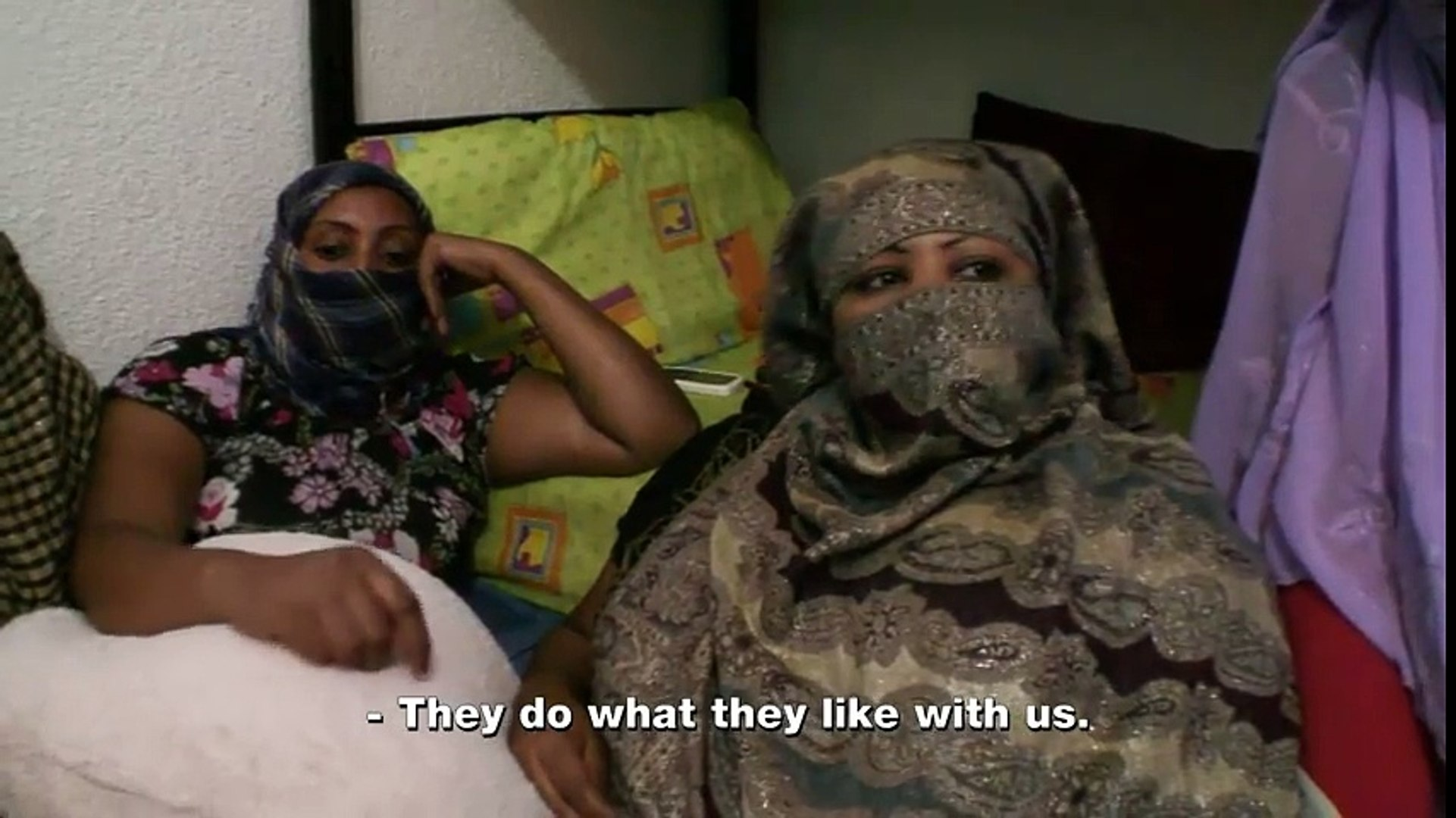Arab Men Of UAE Prefer Raping African Maids Than Sex With Their Own Wives. Women Reporting Rape Jail