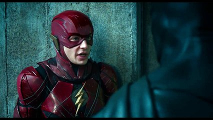 Justice League - I've Never Done Battle clip