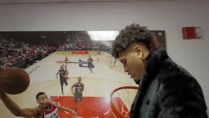 Kelly Oubre's Coat