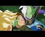 Goku e Trunks VS Goku black e Zamasu Ep 57 - Dragon ball super