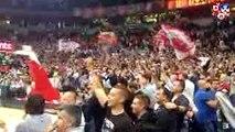 Završnica utakmice i veliko slavlje Delija  Crvena zvezda - Makabi 8784