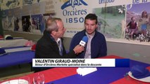 """D!CI TV : Valentin Giraud-Moine rechaussera les skis cet hiver """"sans pression"""""""