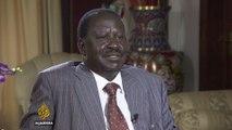 Raila Odinga: 'These were sham elections' - Talk to Al Jazeera