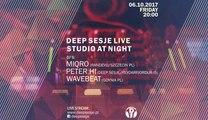 Deep Sesje Live, Miqro, Studio At Night