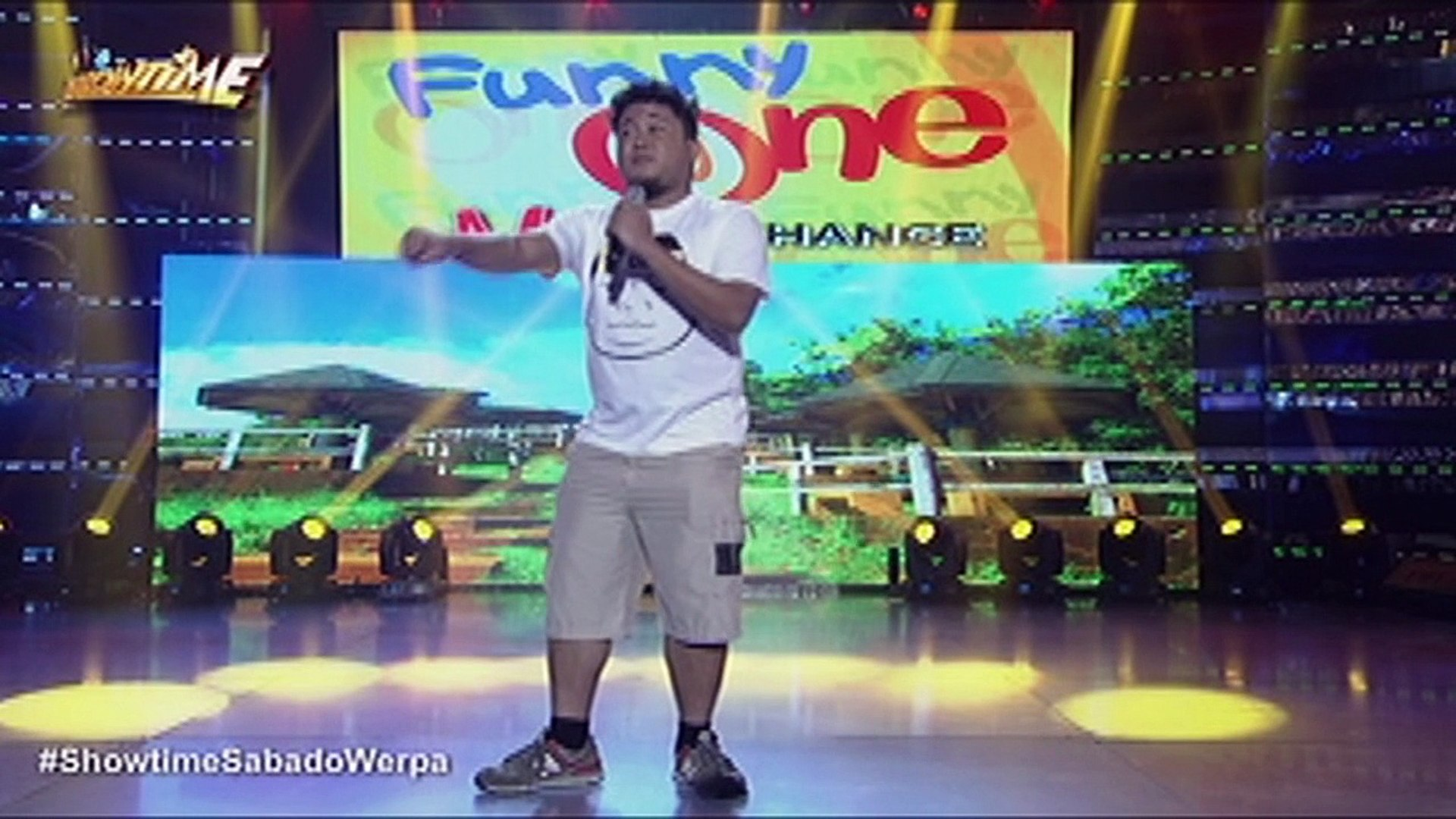 It's Showtime Funny One: Dale Constantino | Funny One More Chance