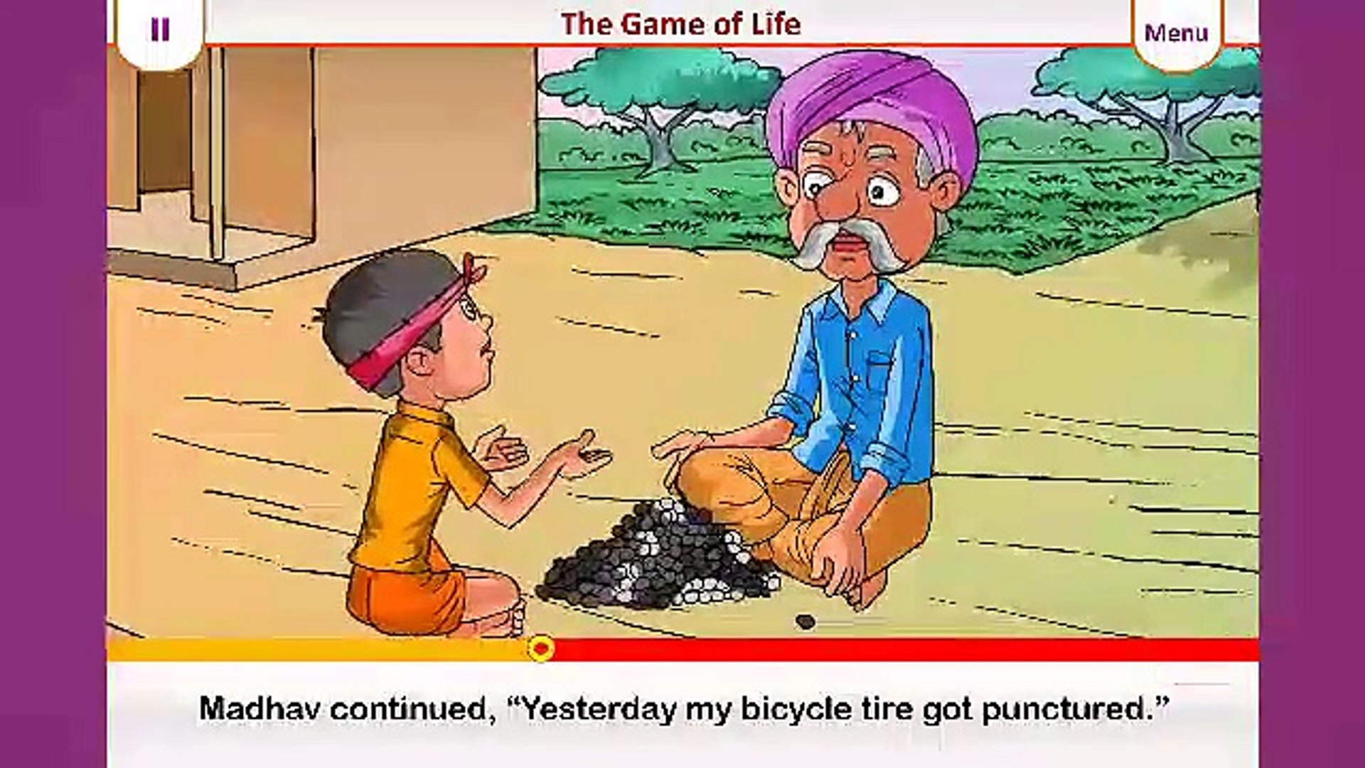 The Game of Life Gujarati Story ¦ Kids stories ¦ Moral Stories
