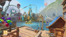 Overwatch - Aperçu de la nouvelle carte hybride Blizzard World