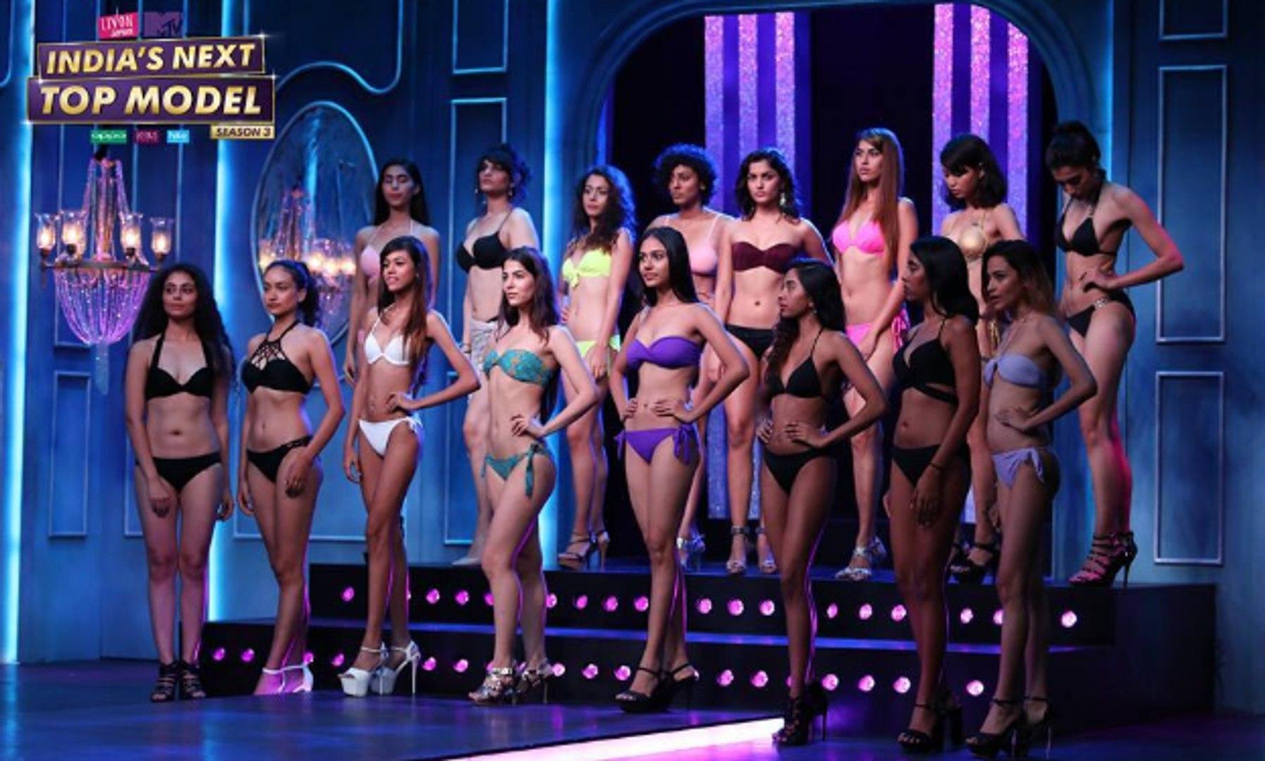 India's Next Top Model Season 5 Episode 1 : Episode 1 FULL SHOW