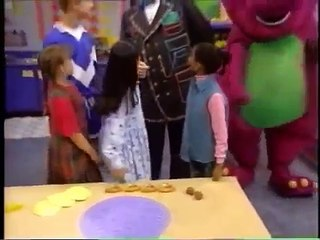 Barney And The Backyard Gang Resource Learn About Share And
