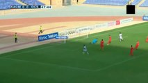 Kawkab Athletic Club Marrakech 1-1 Olympic Club de Safi / Botola Pro (04/11/2017) Week 7