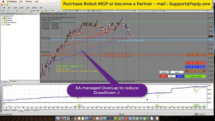 Hedging Forex Robot for EveryDay +2% Profit ! www.FXPIP.ONE