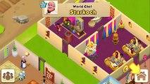 World Chef deutsch | Folge 1 | Wir eröffnen ein Restaurant | Tipps und Tricks| Android Game |